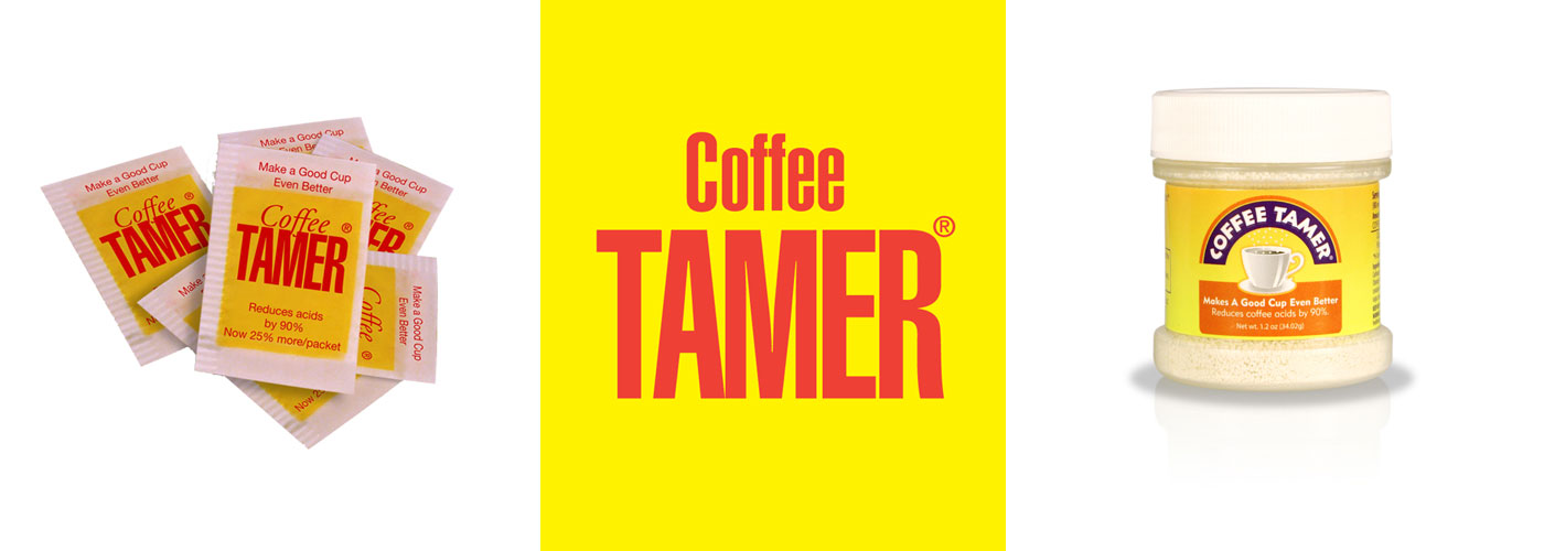 Coffee Tamer products