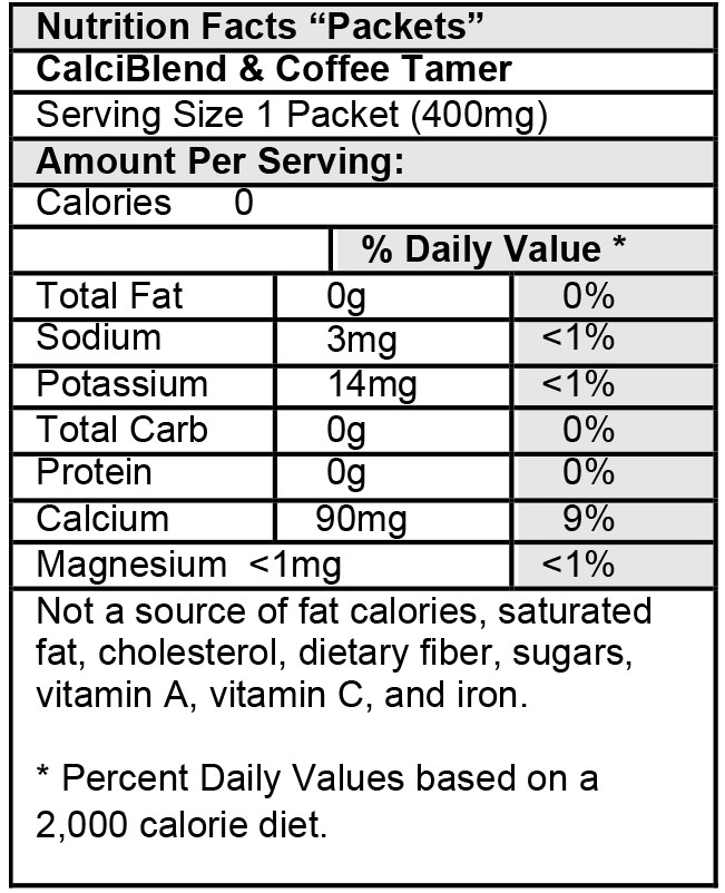 CalciBlend Nutrition
